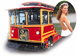 Boston Trolleys Weddings, Bachelorette Parties and Special Events