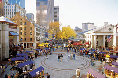 Faneuil Hall Boston - Fall/Winter 2007